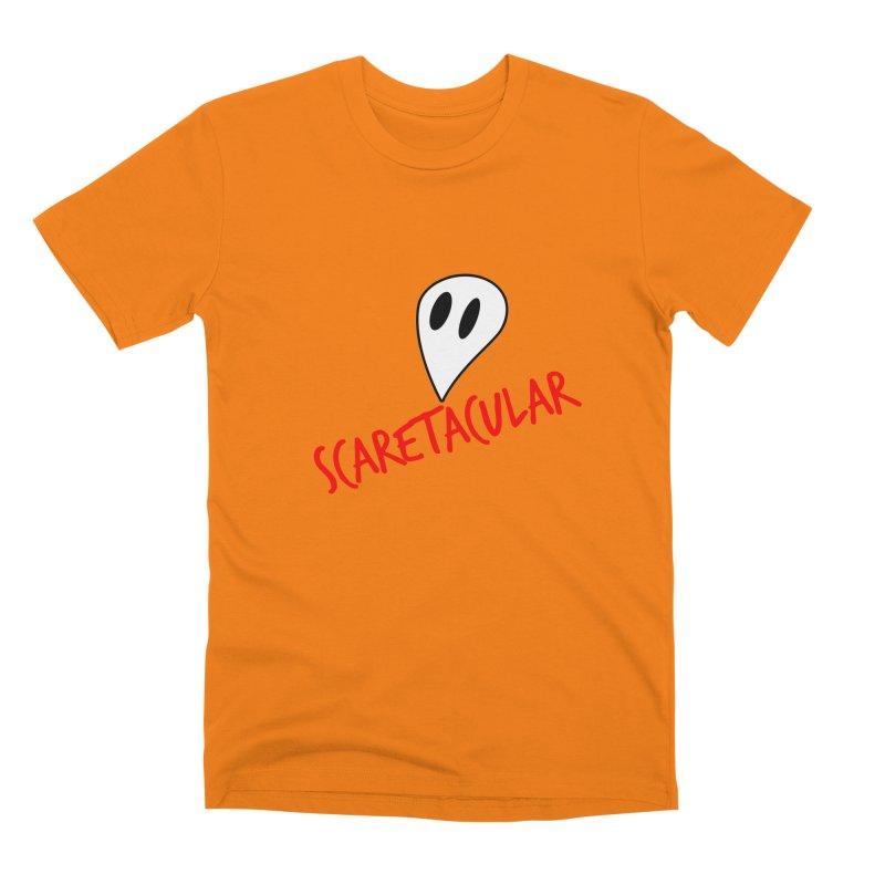 Scaretacular Men's Premium T-Shirt by Magic Pixel's Artist Shop