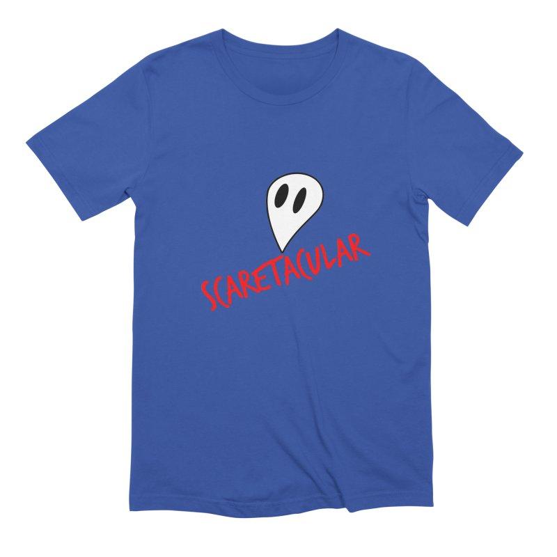 Scaretacular Men's Extra Soft T-Shirt by Magic Pixel's Artist Shop