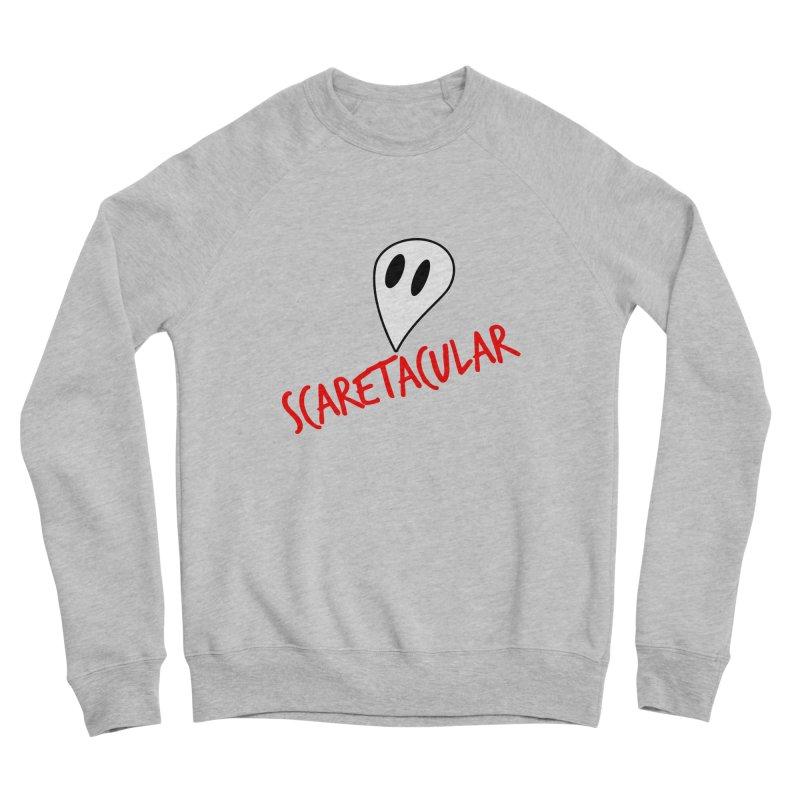 Scaretacular Men's Sponge Fleece Sweatshirt by Magic Pixel's Artist Shop