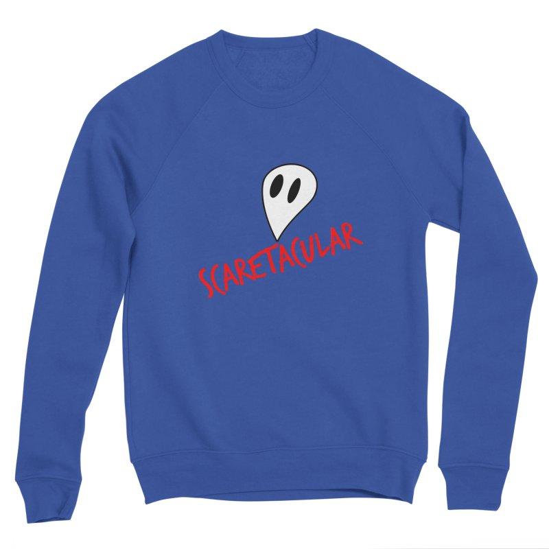 Scaretacular Women's Sponge Fleece Sweatshirt by Magic Pixel's Artist Shop