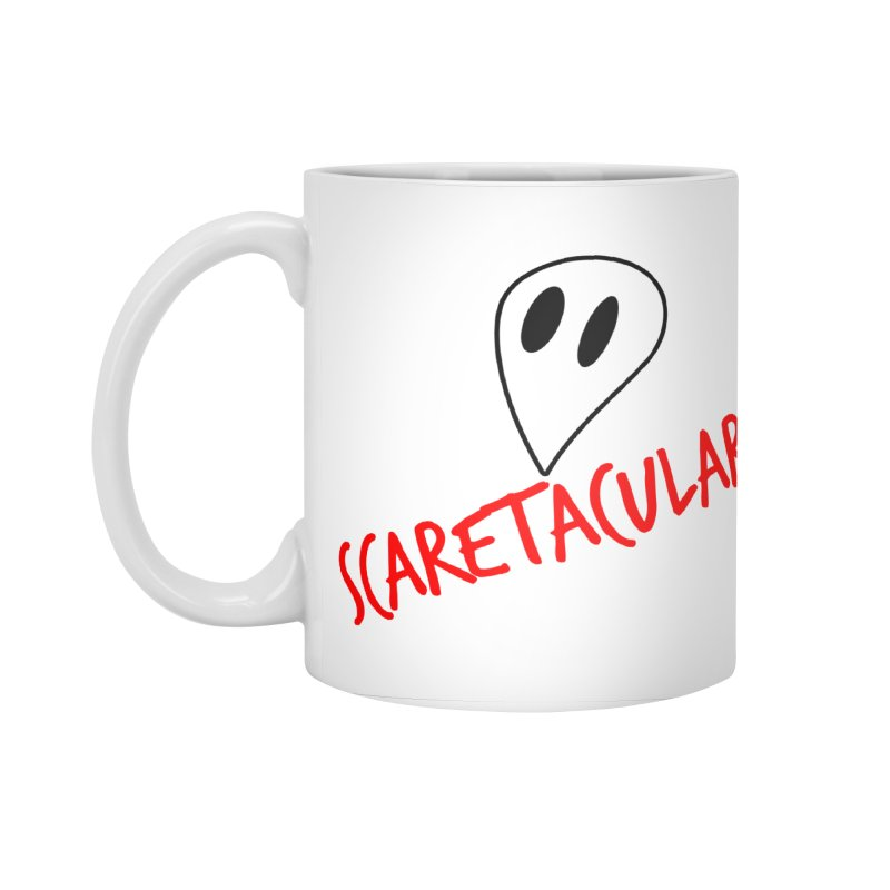 Scaretacular Accessories Standard Mug by Magic Pixel's Artist Shop