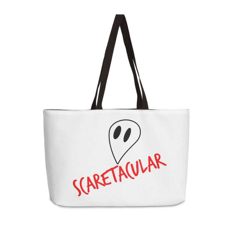 Scaretacular Accessories Weekender Bag Bag by Magic Pixel's Artist Shop
