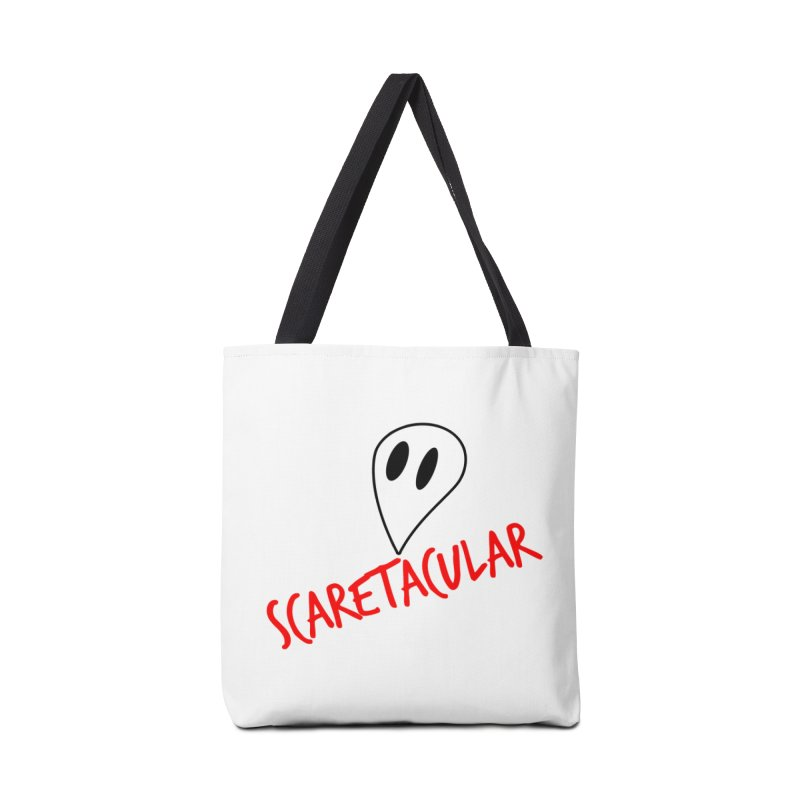 Scaretacular Accessories Tote Bag Bag by Magic Pixel's Artist Shop