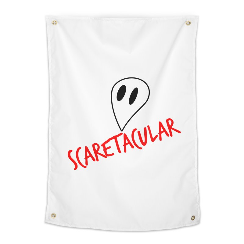 Scaretacular Home Tapestry by Magic Pixel's Artist Shop