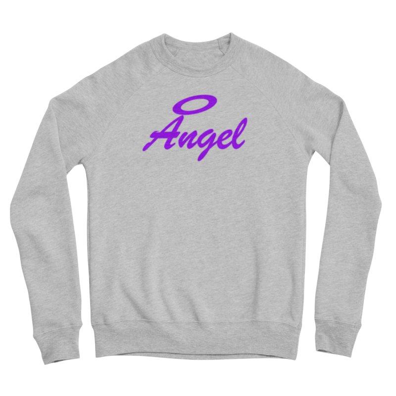 Angel Women's Sponge Fleece Sweatshirt by Magic Pixel's Artist Shop