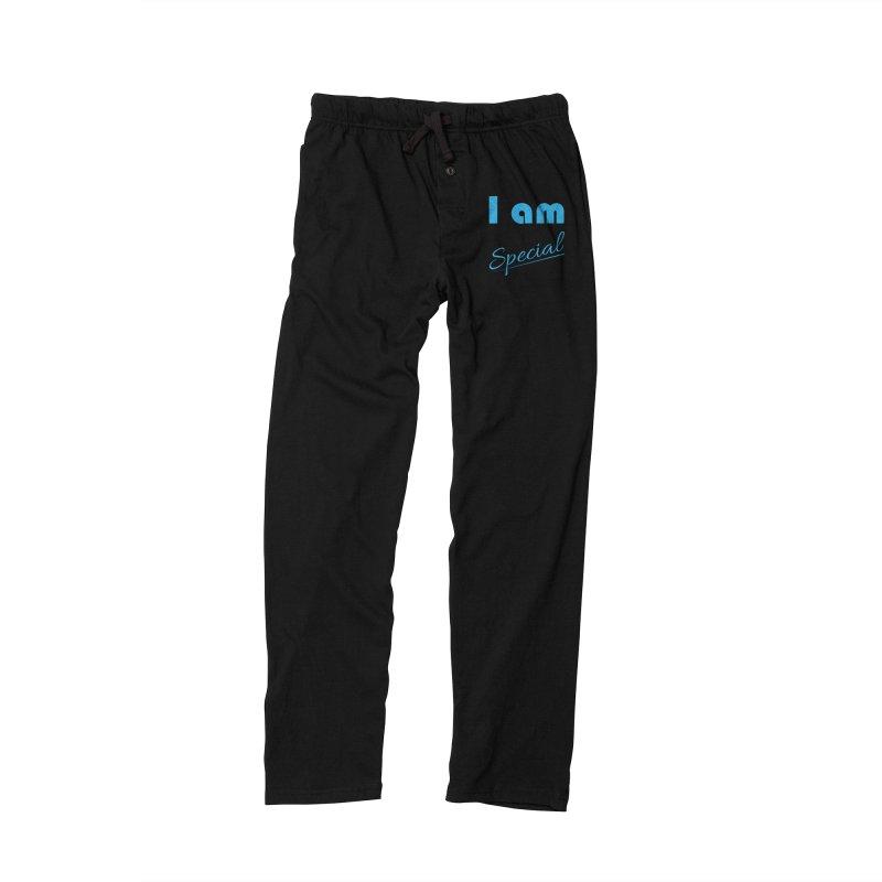 I am Special Women's Lounge Pants by Magic Pixel's Artist Shop