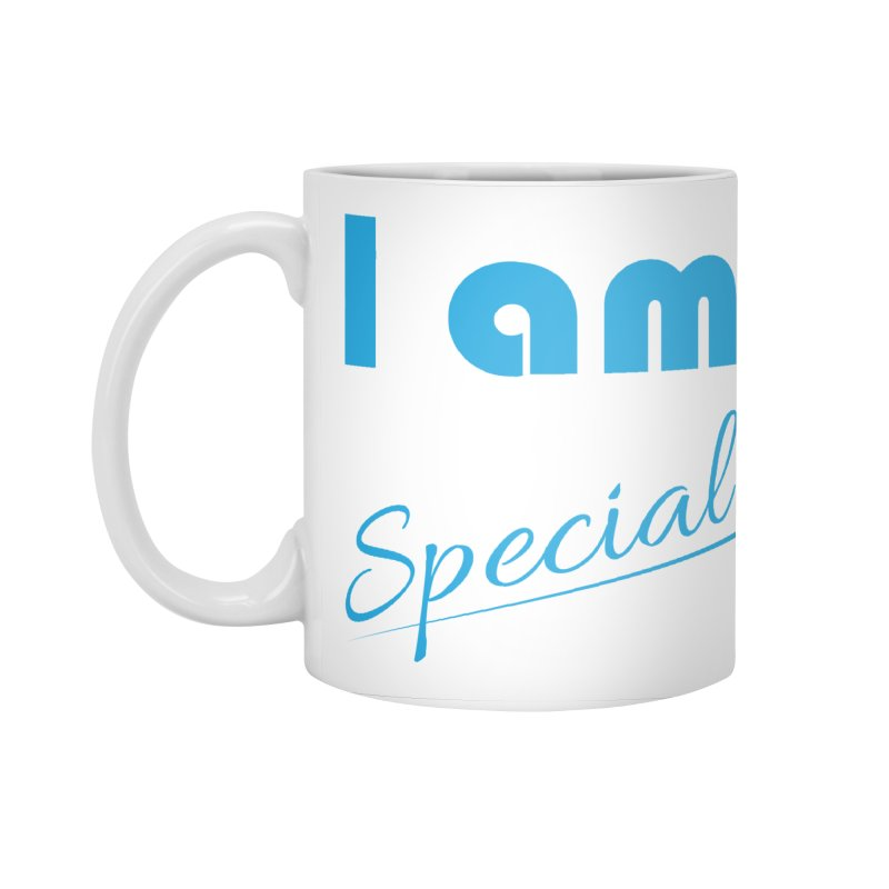 I am Special Accessories Standard Mug by Magic Pixel's Artist Shop