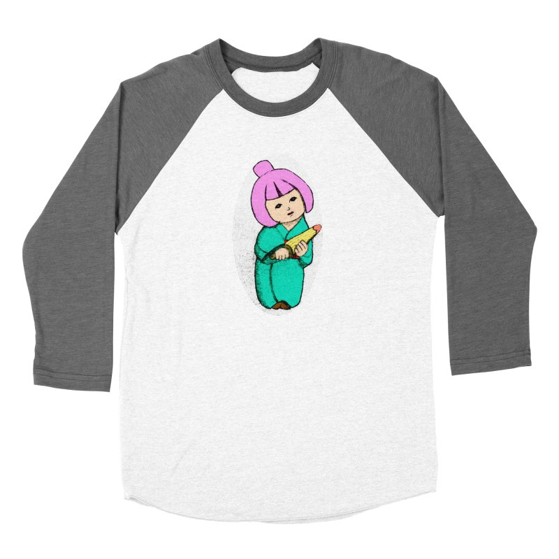 Cute Child Women's Longsleeve T-Shirt by Magic Pixel's Artist Shop