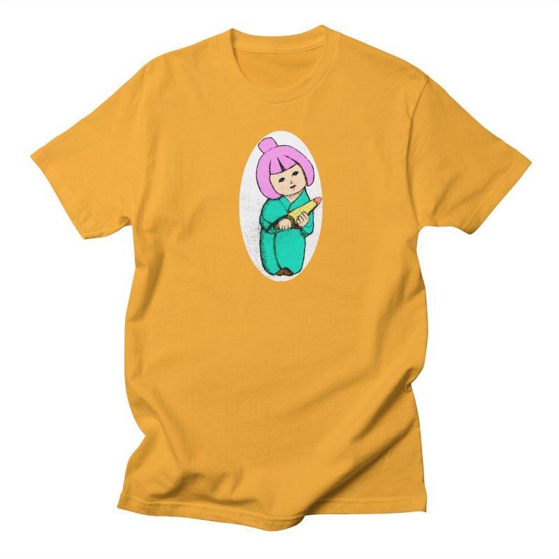 Cute Child Women's Regular Unisex T-Shirt by Magic Pixel's Artist Shop