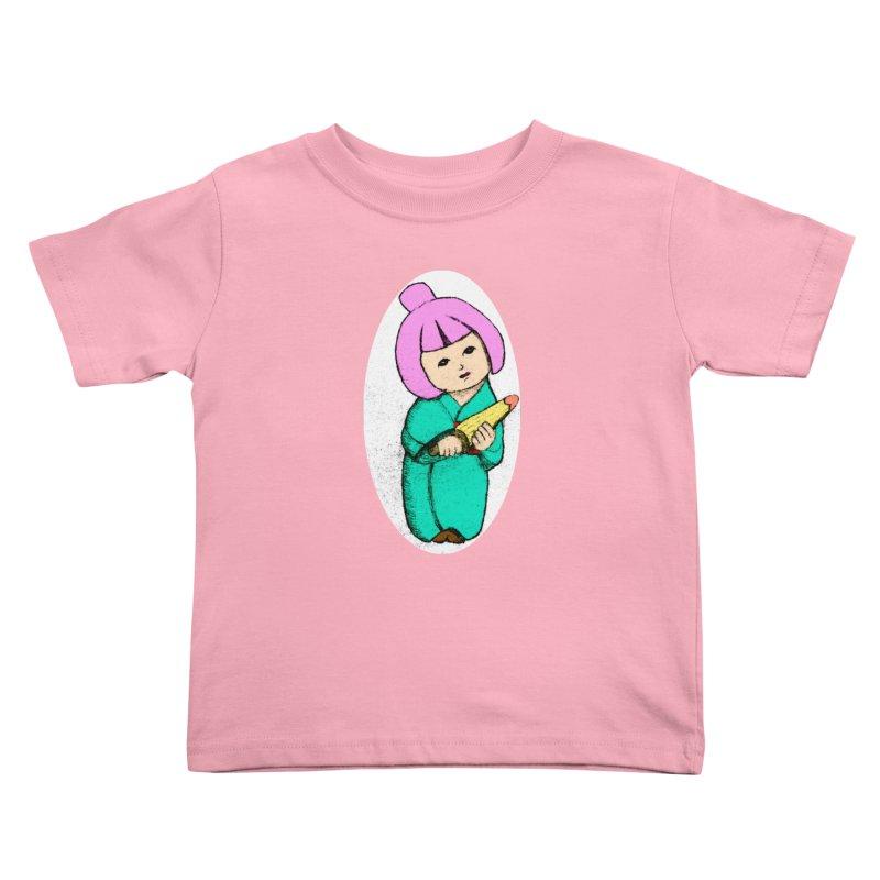 Cute Child Kids Toddler T-Shirt by Magic Pixel's Artist Shop