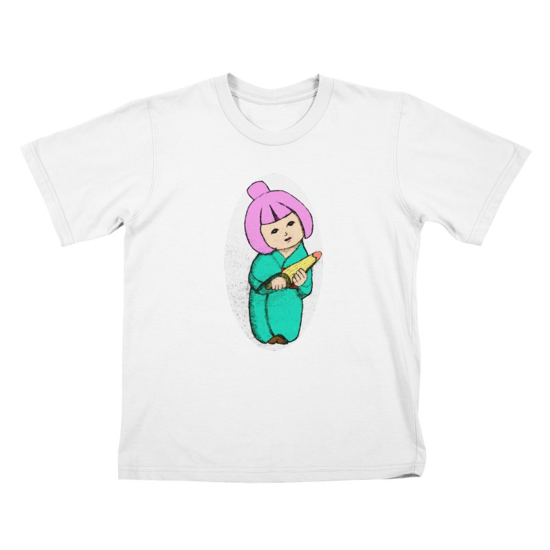 Cute Child Kids T-Shirt by Magic Pixel's Artist Shop