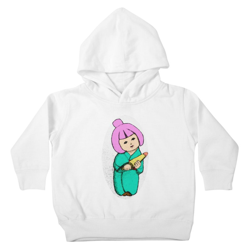 Cute Child Kids Toddler Pullover Hoody by Magic Pixel's Artist Shop