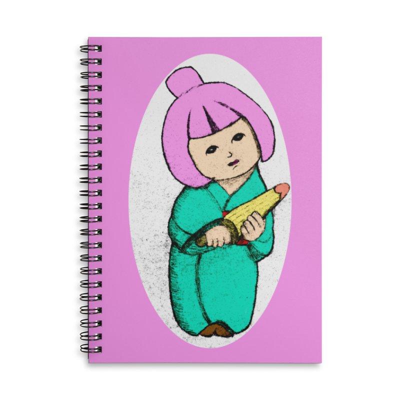 Cute Child Accessories Notebook by Magic Pixel's Artist Shop