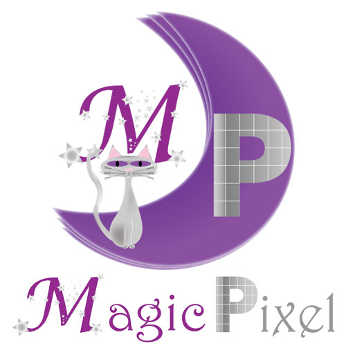 Magic Pixel's Artist Shop Logo