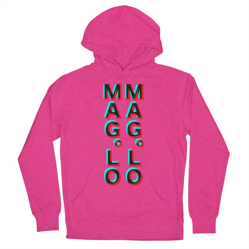 MAG.LO OverLoAd Shirt Women's French Terry Pullover Hoody by Mag.Lo //  Shirt Hub