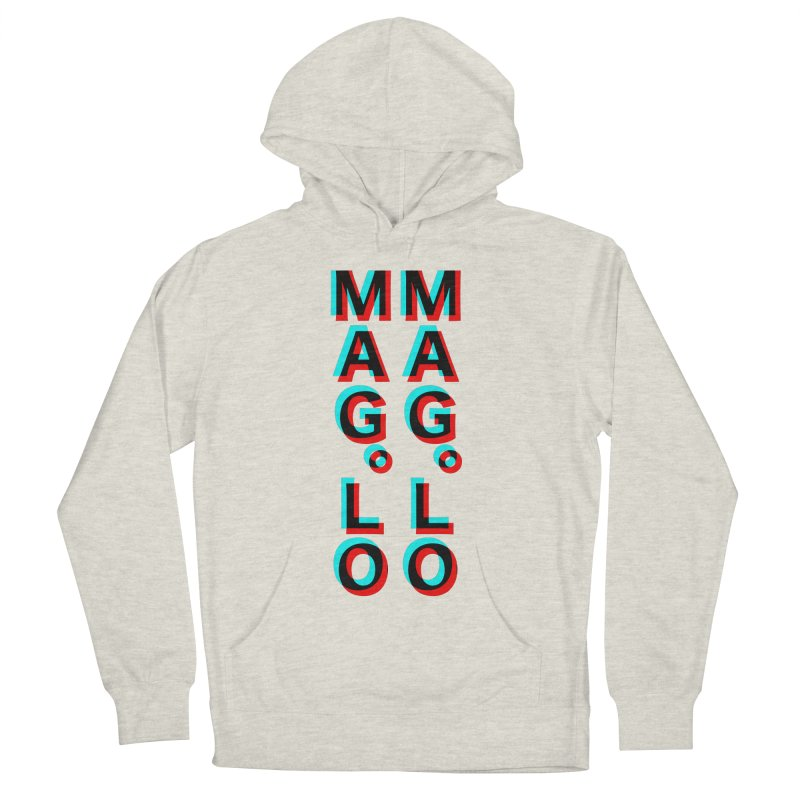 MAG.LO OverLoAd Shirt Men's French Terry Pullover Hoody by Mag.Lo //  Shirt Hub