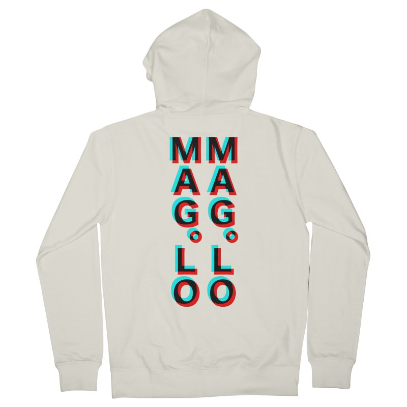 MAG.LO OverLoAd Shirt Women's French Terry Zip-Up Hoody by Mag.Lo //  Shirt Hub
