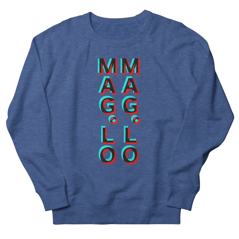 MAG.LO OverLoAd Shirt Men's Sweatshirt by Mag.Lo //  Shirt Hub