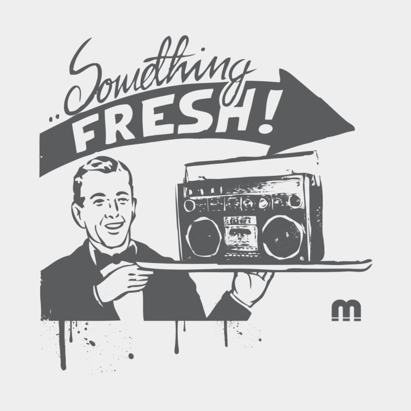 Something Fresh Kids Baby T-Shirt by magneticclothing's Artist Shop