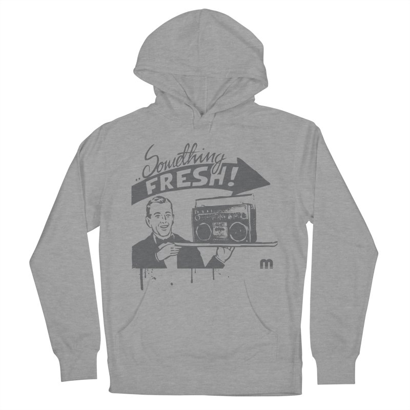 Something Fresh Women's Pullover Hoody by magneticclothing's Artist Shop