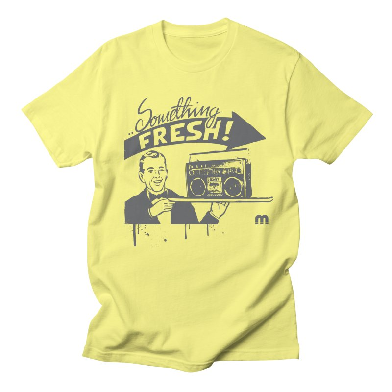 Something Fresh Men's T-Shirt by magneticclothing's Artist Shop