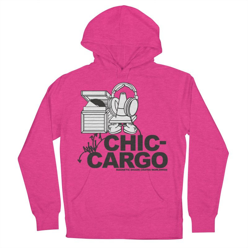 Women's French Terry Pullover Hoody by magneticclothing's Artist Shop