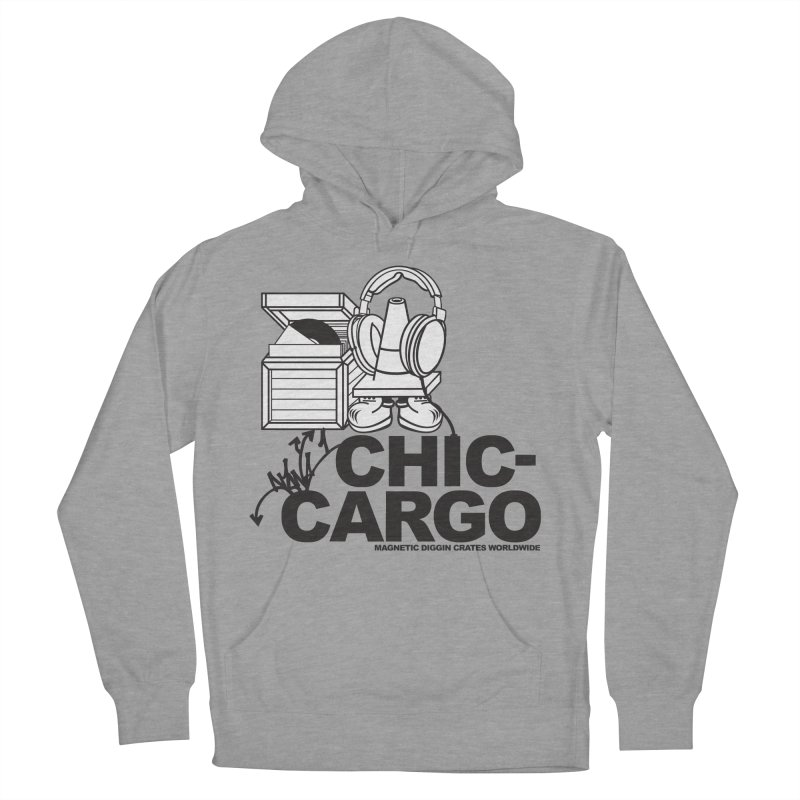 Men's French Terry Pullover Hoody by magneticclothing's Artist Shop