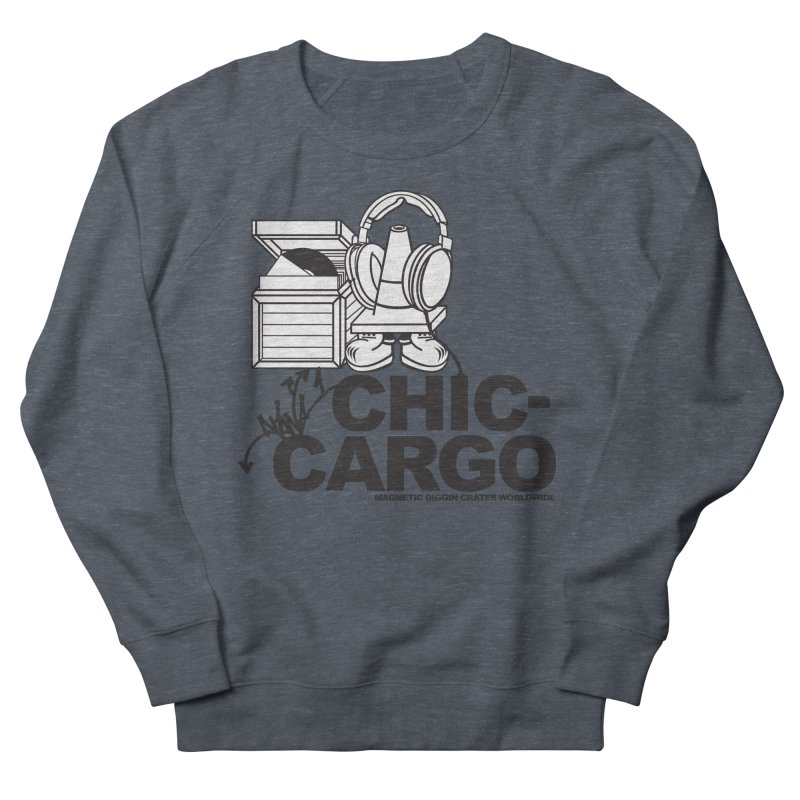 Women's French Terry Sweatshirt by magneticclothing's Artist Shop