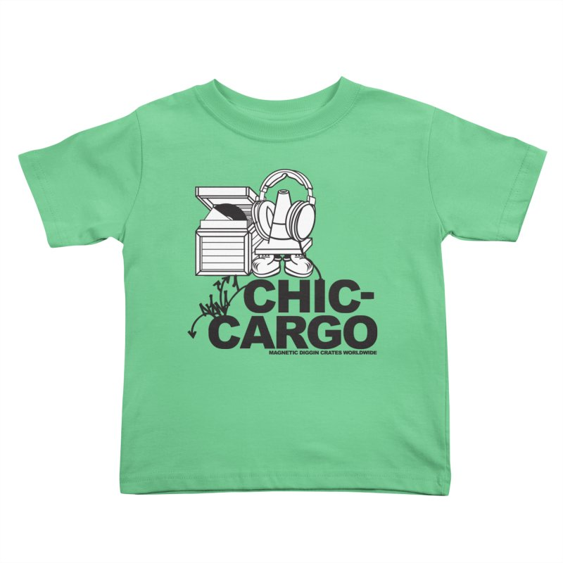 Kids Toddler T-Shirt by magneticclothing's Artist Shop