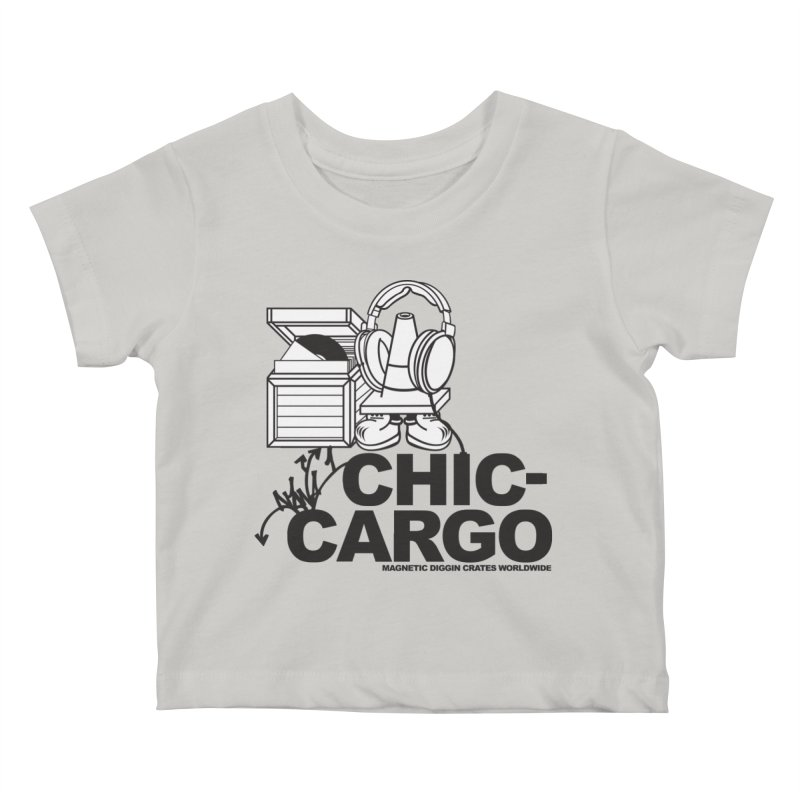 Kids Baby T-Shirt by magneticclothing's Artist Shop