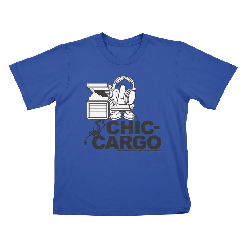 Kids T-Shirt by magneticclothing's Artist Shop