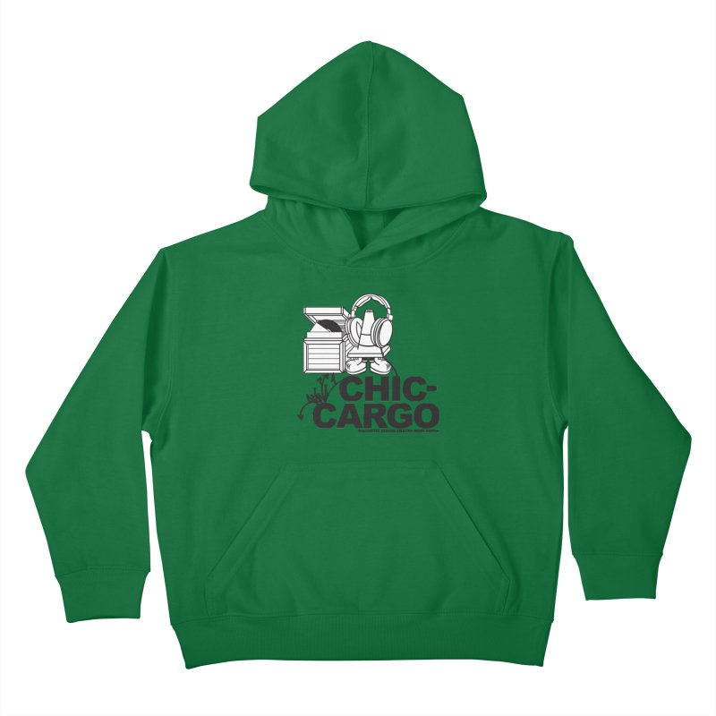 Kids Pullover Hoody by magneticclothing's Artist Shop