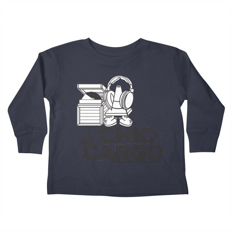 Kids Toddler Longsleeve T-Shirt by magneticclothing's Artist Shop