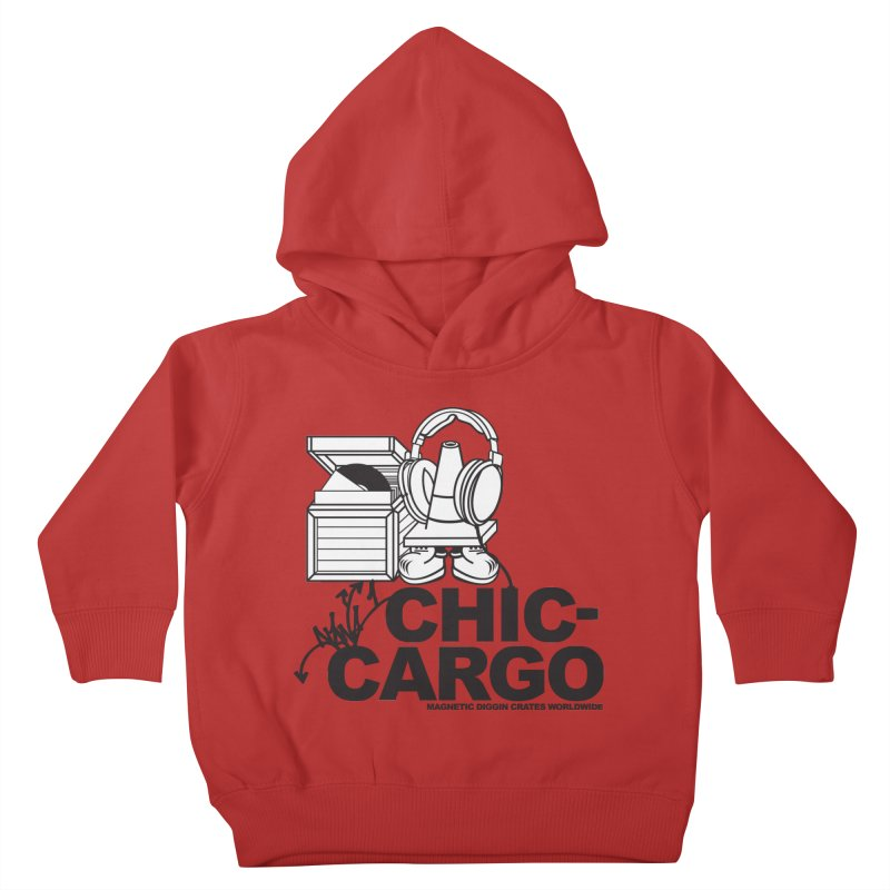Kids Toddler Pullover Hoody by magneticclothing's Artist Shop