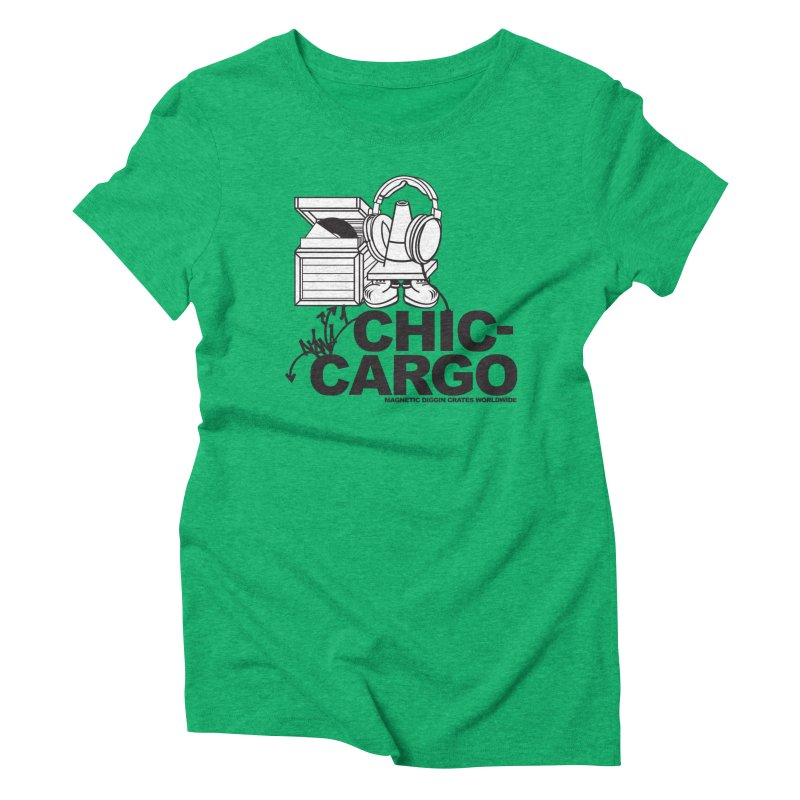 Women's Triblend T-Shirt by magneticclothing's Artist Shop