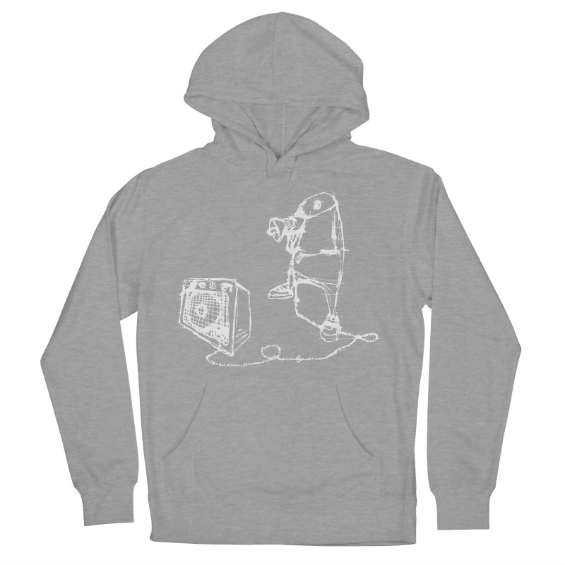 Megaphone Women's Pullover Hoody by magneticclothing's Artist Shop