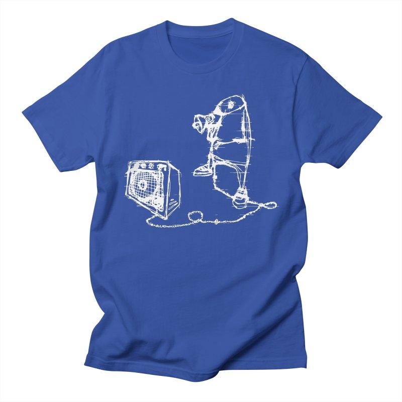 Megaphone Men's T-Shirt by magneticclothing's Artist Shop