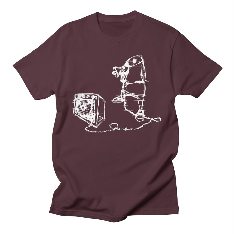 Megaphone Men's Regular T-Shirt by magneticclothing's Artist Shop