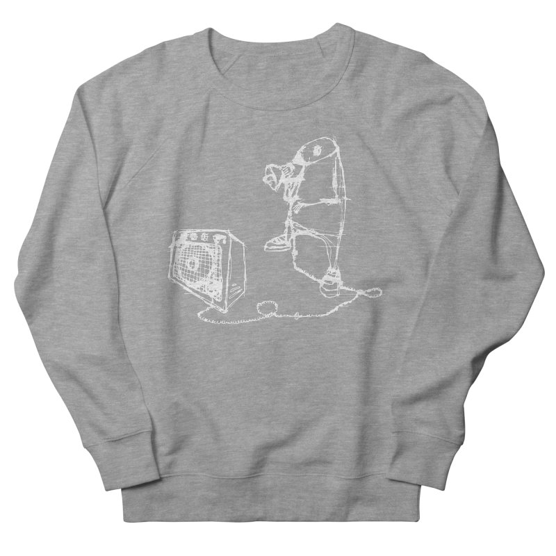 Megaphone Men's Sweatshirt by magneticclothing's Artist Shop