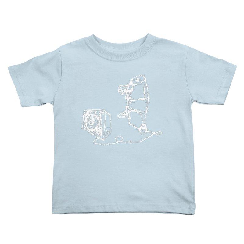 Megaphone Kids Toddler T-Shirt by magneticclothing's Artist Shop