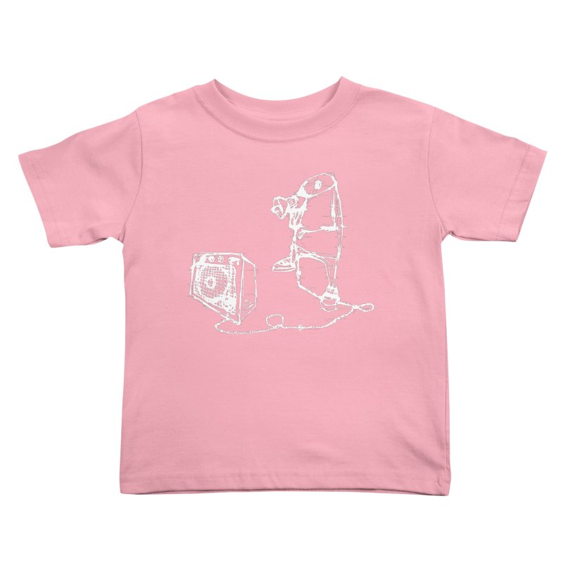 Megaphone Kids Toddler T-Shirt by magneticclothing's Artist Shop