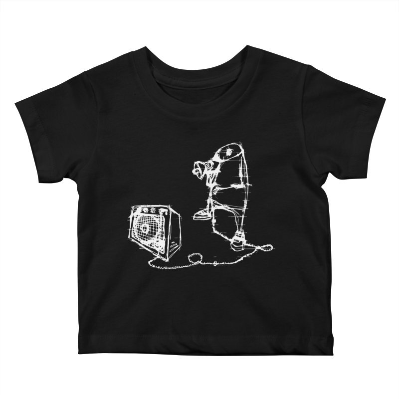 Megaphone Kids Baby T-Shirt by magneticclothing's Artist Shop