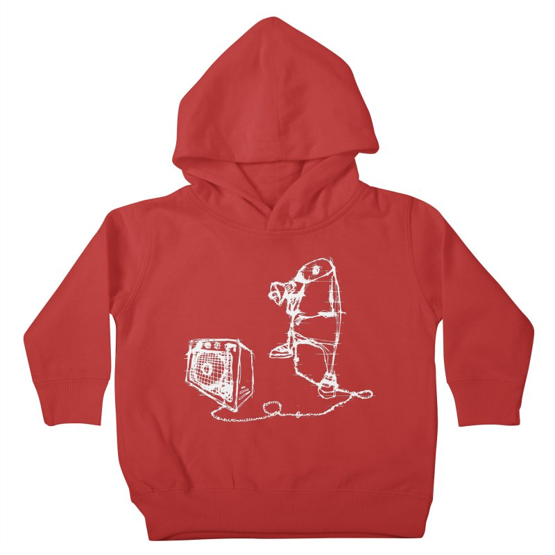 Megaphone Kids Toddler Pullover Hoody by magneticclothing's Artist Shop