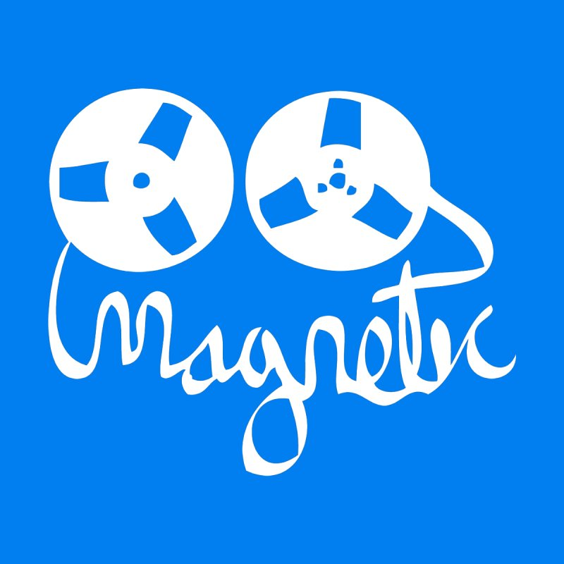 Magnetic Tape Reel None  by magneticclothing's Artist Shop
