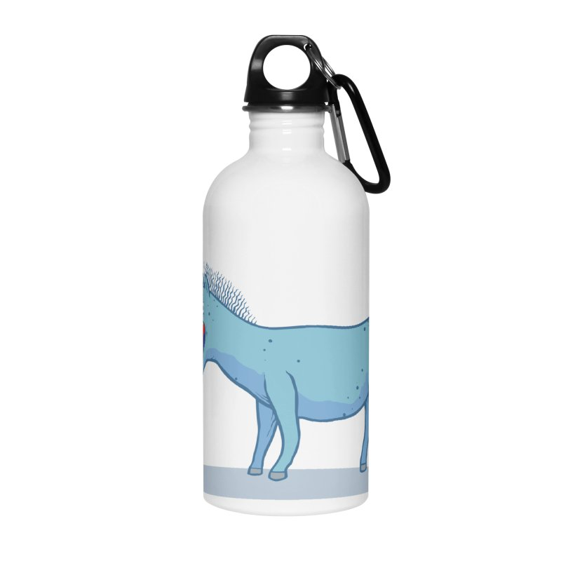 Puke-icorn Accessories Water Bottle by Magnus Blomster
