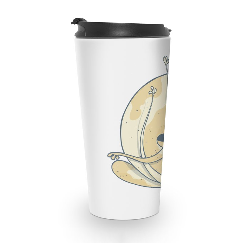 Ball of cat Accessories Travel Mug by Magnus Blomster