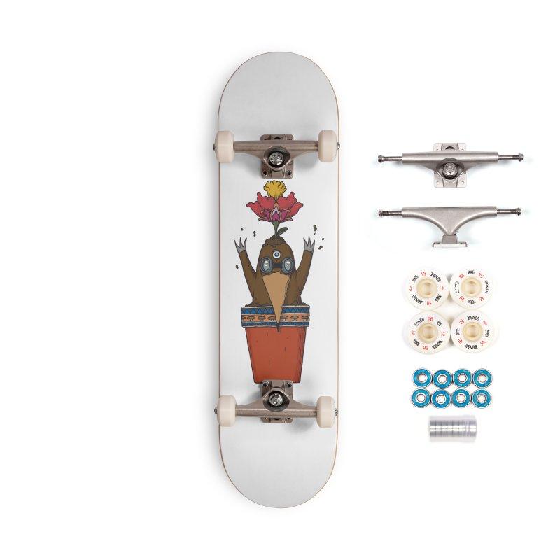 Flowepot mole Accessories Complete - Premium Skateboard by Magnus Blomster