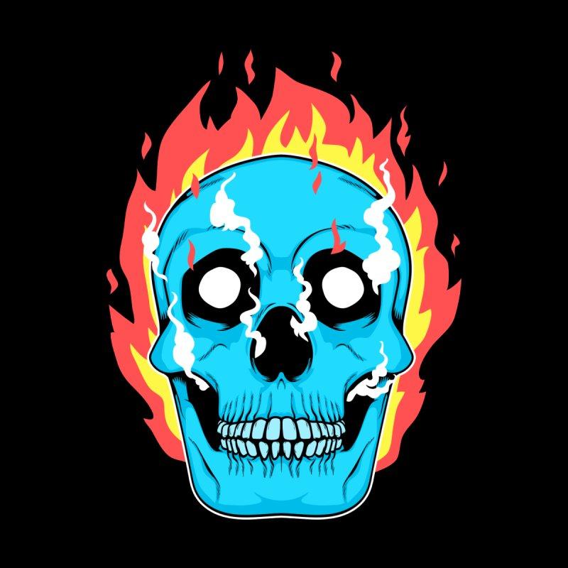 Hot Head! by magnussnickars's Artist Shop