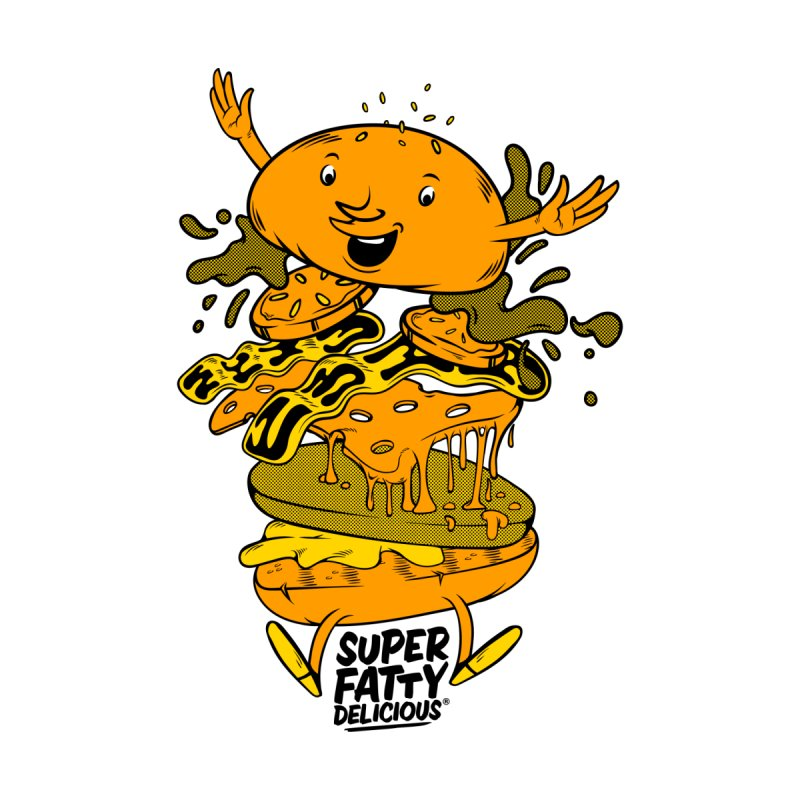 Super Fatty Delicious by magnussnickars's Artist Shop