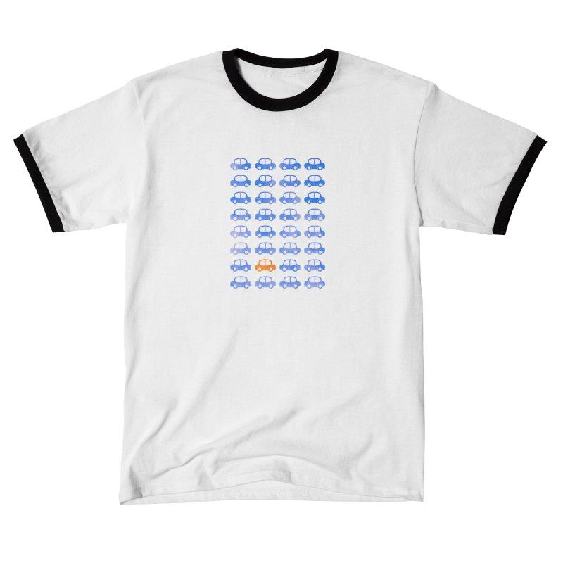 Don't feel blue Unisex T-Shirt by Art by Maija R